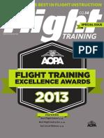 Flight Training 2014-02