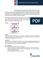 1.EPCDCPXM - Certified Data Centre Professional (CDCP).pdf