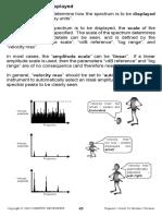 Data Display Spectrum