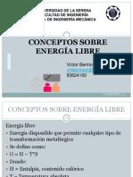 Conceptos de Energía Libre