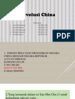 Soal Jawaban Revolusi China