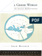 A Small Greek World - Networks in the Ancient Mediterranean - 1st Edition (2011)