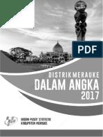 Distrik Merauke Dalam Angka 2017