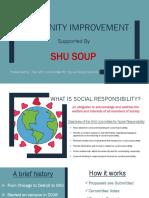 shu soup common dialogue presentation
