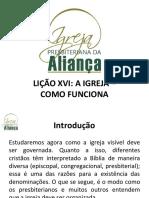 Lição 16 - A Igreja - Como Funciona.pdf