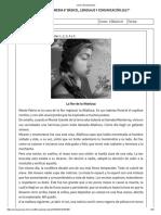 6°año lenguaje_Evaluaciones INTERMEDIA