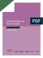 Organizaciones Sin Fines de Lucro