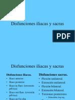 disfunciones iliacas sacras