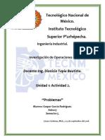 U1_A2_Investigaciòn de Opereciónes II