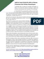 FR - Ex0-SyS - Article de Presse - BoostYourCampaign