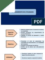 PLANEAMIENTO DE UTILIDADES