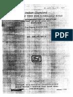 IS 4332 Part 2 - 1967 Stabilized Soil Mixtures.pdf