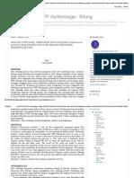 Instruktur Bppp Aertembaga - Bitung_ Analisis Tren Hasil Tangkapan Ikan Cakalang (Katsuwonus Pelamis) Yang Didaratkan Di Pelabuhan Perikanan Samudera Bitung