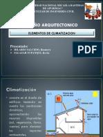 Elementos de Climatización