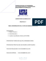 Hidraulica2 Practica 1
