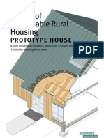 Design of Sustainable Rural Housing