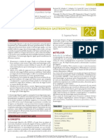 Hemorragia gastrointestinal, Farreras.