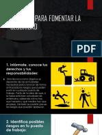 Técnicas Para Fomentar La Seguridad Valdominos, Completo!