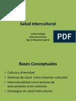 Clase Salud Intercultural UCM 2018