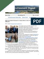 Pa Environment Digest Dec. 17, 2018