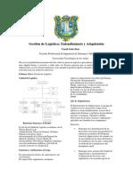 Articulo Gestion Logistica