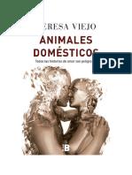 Animales Domésticos Teresa Viejo