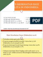 kesehatan bayi indonesia
