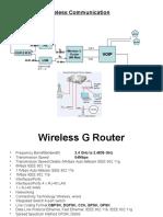 Presentation Wi-Fi Radio