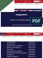 AGC610 UTAR Assignment 5