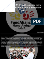 PetroAlianza - FUNDALIANZA Ofreció Concierto Con La Orquesta Sinfónica Infantil y Juvenil Del Tigre