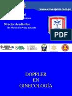 Doppler en Ginecologia