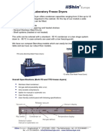 Brochure IlShin Lab Freeze Dryers