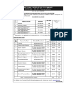 Recruitment for Faculty Adv 2018