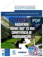 Bases Hackathon Smart Bus 2019