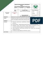 SOP Pemeliharaan Sarana (Gedung).docx