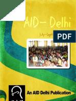 AID Delhi Newsletter (July-September 2010)