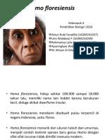 homo florensiesis