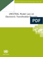 Model Law Esignatures