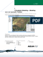 hydraulic modelling flood plain