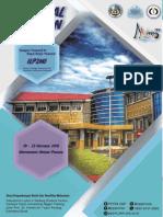 Proposal Kongres ILP2MI 2018.