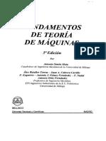 Fundamentos de Teoría de Máquinas Libro.pdf