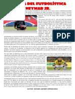 Articulo La Vida y Trayectoria Futbolística de Neymar Jr