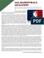 Articulo El Baloncesto