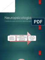 Neuropsicologia da aprendizagem para professores