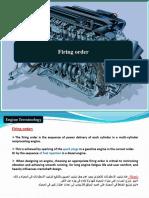 Engine Firing Order