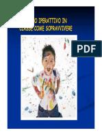 Alunno ADHD in Classe Come Sopravvivere Dott.ssa Cento