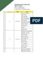 Jadwal Ujian PKBM Kayuawalang
