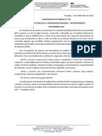 IPEC Misiones Índice de Precios al Consumidor IPC Región NEA noviembre 2018