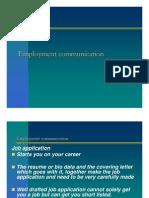 09 Employment Comm