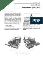 Toro Reelmaster 216-D Mower Service Repair Manual.pdf